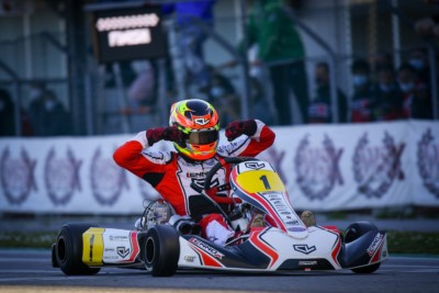The WSK Super Master Series of Adria goes to Gustavsson (KZ2), Camara (OK), Al Dhaheri (OKJ) and Lammers (MINI) Gallery
