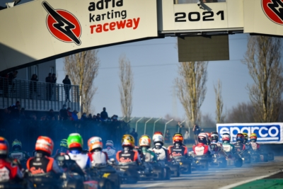 WSK beyond 30.000 participations and acknowledges teams and drivers Image