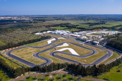 THE WSK SUPER MASTER SERIES IS IN LA CONCA FOR ITS SECOND ROUND