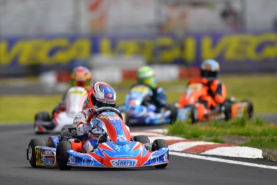 A SARNO WSK IN LIVE STREAMING PER LA TERZA PROVA DELLA SUPER MASTER SERIES