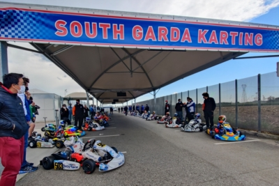 THE WSK EURO SERIES READY TO KICK-OFF  FROM LONATO