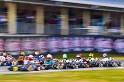 THE GRAND FINALE OF WSK SUPER MASTER IN LONATO
