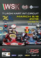 FROM THURSDAY 3RD TO SUNDAY 6TH MARCH, THE 7 LAGHI CIRCUIT HOSTS THE WSK SUPER MASTER SERIES.