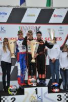 FIRST ROUND OF THE WSK SUPER MASTER SERIES IN CASTELLETTO DI BRANDUZZO (ITALY) Gallery