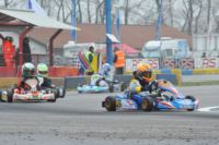 AFTER THE SEASON OPENER IN CASTELLETTO (I), THE FIRST LEADERS OF THE WSK SUPER MASTER SERIES STANDINGS ARE ABBASSE (F – SODI-TM KZ), PEX (NL - CRG-VORTEX KZ2), HILTBRAND (E – CRG-PARILLA OK), TAOUFIK (MA - FA-VORTEX OKJ) AND PIZZI (I – ENERGY-IAME 60MINI) Gallery