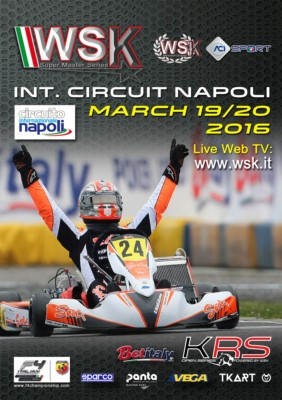 THE INTERNATIONAL CIRCUIT NAPOLI OF SARNO (I) HOSTS THE SECOND ROUND OF THE WSK SUPER MASTER SERIES 2016 FROM THURSDAY 17TH TO SUNDAY 20TH MARCH, Gallery