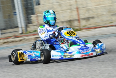 QUALIFYING HEATS OF THE WSK SUPER MASTER SERIES IN SARNO (I): THE POLE SITTERS OF THE PREFINALS ARE LORANDI (I - TONY KART-VORTEX KZ2), NIELSEN (DK - TONY KART-VORTEX OK) AND BLOMQVIST (S - TONY KART-VORTEX OKJ), WITH LAMMERS (NL - SODI-TM) FIRST IN KZ.
