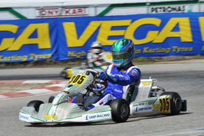 AFTER THE SECOND ROUND OF SARNO OF THE WSK SUPER MASTER SERIES ARDIGÒ (I – TONY KART-VORTEX KZ), POLLINI (I - CRG-TM KZ2), HILTBRAND (E – CRG-PARILLA OK), SHVETSOV (RUS – TONY KART-VORTEX OKJ) AND MINÌ (I – ENERGY-TM 60MINI) LEAD THE STANDINGS. Gallery