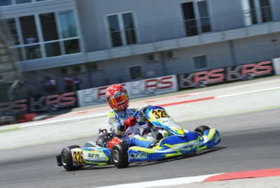 THE WSK SUPER MASTER SERIES ENDED IN ADRIA WITH THE SUCCESS OF ARDIGÒ (I – TONY KART-VORTEX KZ), LORANDI (I – TONY-VORTEX KZ2), TRAVISANUTTO (I – TONY-VORTEX OK), TAOUFIK (MA – FA KART-VORTEX OKJ) AND PAPARO (I – IP KARTING-TM 60MINI).