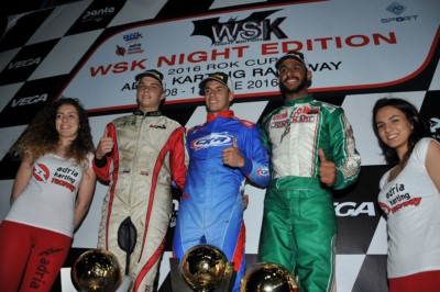 THE WSK NIGHT EDITION CONCLUDES ITS RACING NIGHTS AT THE ADRIA KARTING RACEWAY Gallery