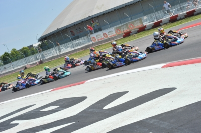 SPECTACULAR EVENT AT THE ADRIA KARTING RACEWAY FROM 30TH SEPT. TO 2ND OCT. TOP DRIVERS AND TOP TEAMS OF THE INTERNATIONAL KARTING MEET FOR THE WSK FINAL CUP: 180 ENTRANTS EXPECTED TO THE KZ2 – OK – OKJ AND 60 MINI CATEGORIES.