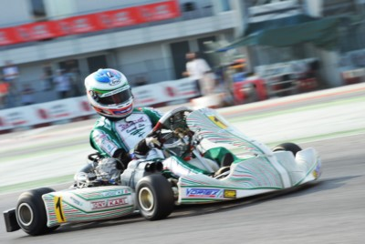 AFTER THE HEATS OF THE WSK FINAL CUP AT THE ADRIA KARTING RACEWAY THE FASTEST DRIVERS ARE ARDIGÒ (I – TONY KART-VORTEX KZ2), BASZ (PL – KOSMIC-VORTEX OK), MARTINS (F –KOSMIC-PARILLA OKJ) AND CAGLIONI (I – EVOKART-TM 60MINI). Gallery