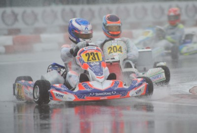 AFTER THE OPENING ROUND IN ADRIA (I) THE FIRST 2017 WSK SUPER MASTER SERIES LEADERS ARE ABBASSE (F – SODI-TM) IN KZ2, DE PAUW (B – KOSMIC-PARILLA) IN OK, ROSSO (I – TONY KART-VORTEX) IN OKJ AND SPINA (I – CRG-TM) IN 60 MINI. Gallery