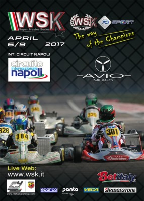 THE INTERNATIONAL CIRCUIT NAPOLI IN SARNO (I) HOSTS THE FINAL ROUND OF THE WSK SUPER MASTER SERIES 2017. FROM 6TH TO 9TH APRIL, DRIVERS AND TEAMS OF THE FOUR CATEGORIES 60 MINI, OKJ, OK AND KZ2 ARE READY FOR THE FINAL SPRINT TOWARDS VICTORY. Gallery