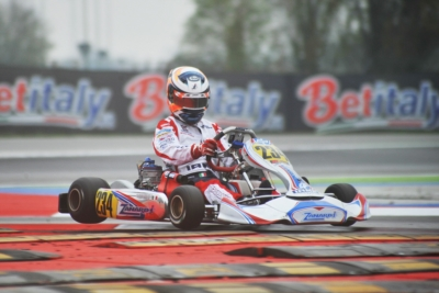 BEFORE THE 2ND ROUND OF ADRIA, FROM 9TH TO 12TH NOV., THE LEADERS OF THE STANDINGS OF THE WSK FINAL CUP ARE TRAVISANUTTO (I – ZANARDI-PARILLA OK), GUSTAFSSON (S – TONY-VORTEX OKJ), LORANDI (I – TONY-VORTEX KZ2) AND BEDRIN (RUS – TONY-TM 60 MINI).