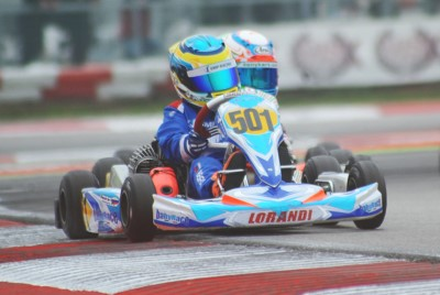 191 DRIVERS AT THE SECOND ROUND OF THE WSK FINAL CUP, IN ADRIA (I). TODAY THE FASTEST IN QUALIFYING ARE TRAVISANUTTO (I – ZANARDI-PARILLA OK), MINÌ (I – PAROLIN-PARILLA OKJ), LORANDI (I – TONY-VORTEX KZ2) AND BEDRIN (RUS – TONY KART-TM 60 MINI). Gallery