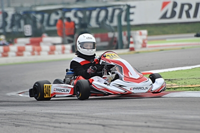 WSK CHAMPIONS CUP IN ADRIA: POLE POSITION TO NIELSEN (DK – TONY KART-VORTEX OK), MINÌ (I – PAROLIN-PARILLA OKJ) AND SKARAS (CZ – ENERGY-TM KZ2). ANTONELLI (I – ENERGY-TM) AND STENSHORNE (N – PAROLIN-TM) QUICKEST IN 60 MINI.
