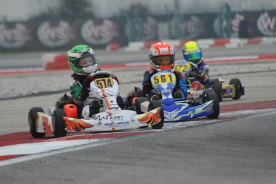 THE WSK SUPER MASTER SERIES KICKING OFF FROM THE ADRIA KARTING RACEWAY WITH THE POLE POSITION OF KREMERS (NL – BIRELART-TM OK), VEZZARO (TONY KART-LKE OKJ), LEUILLET (F – SODI-TM KZ2) AND CEPIL (CZ – PAROLIN-TM 60 MINI). Gallery