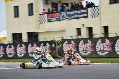 WSK SUPER MASTER SERIES IS AT MURO LECCESE (I): 235 DRIVERS ON TRACK FOR THE 3RD ROUND. QUICKEST TIME IN QUALIFYING FOR DE CONTO (I – CRG-TM KZ2), COLUCCIO (I – BIRELART-TM OK), MINÌ (I – PAROLIN-PARILLA OKJ) AND BOHRA (USA – PAROLIN-TM 60 MINI).
