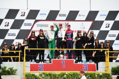 IMPORTANT WINS AT THE 3RD ROUND OF WSK SUPER MASTER SERIES IN MURO LECCESE (I) TO DE CONTO (I – CRG-TM KZ2), MALONEY (BDS – KOSMIC-VORTEX OK), DAVID (F – KOSMIC-VORTEX OKJ) AND ANTONELLI (I - ENERGY-TM 60 MINI). Gallery