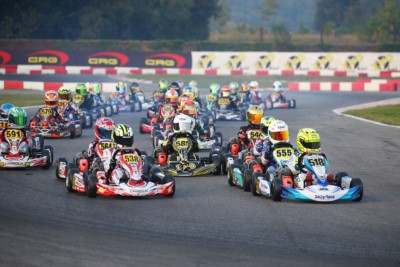 WSK FINAL CUP AT SOUTH GARDA KARTING IN LONATO (BS) WITH SEVERAL F.1. NAMES: FASTEST TIME TODAY TO BADOER (I – PAROLIN-TM 60 MINI), BEDRIN (RUS – TONY KART-VORTEX OKJ), TRAVISANUTTO (I – KR-PARILLA OK) AND ABBASSE (F – SODI-TM KZ2). Gallery