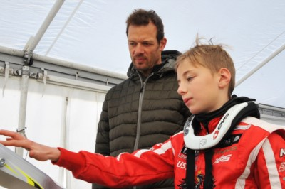 FATHERS AND SONS IN THE WSK PADDOCK IN SARNO (I) ON FATHER'S DAY. SPECIAL DADS WORKING ON MARCH 19TH TOO, TO PREPARE THE CLOSER OF WSK SUPER MASTER SERIES. Gallery