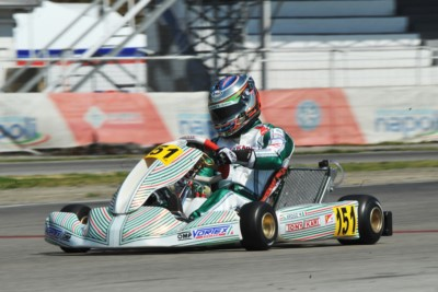 WSK SUPER MASTER SERIES HEADING TO ITS CHEQUERED FLAG AS ARDIGÒ (I – TONY KART-VORTEX KZ2), VAN HOEPEN (NL – FA KART-VORTEX OKJ), PATTERSON (GB – KR-IAME OK) AND AL DHAHERI (ARE – PAROLIN-TM 60MINI) WERE THE QUICKEST IN QUALIFYING HEATS. Gallery