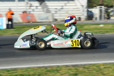 NEW NAMES TO THE FORE HUNTING FOR THE WIN IN THE OPENER OF WSK EURO SERIES: IN SARNO (SA), POLE POSITIONS TO CAMPLESE (I – TONY KART-VORTEX KZ2), VAN T'HOFF (NL – EXPRIT-TM OK), BEDRIN (RUS – TONY KART-VORTEX OKJ) AND AL AZHARI (ARE – PAROLIN-TM 60 MINI).