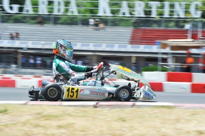 WSK EURO SERIES CROWNED ARDIGÒ (I – TONY KART-VORTEX) AS THE WINNER OF KZ2 IN LONATO (I). THE SPRINT TO THE FINISH IN ADRIA (I) IS GETTING READY FOR TRAVISANUTTO (I – KR-IAME OK), ANTONELLI (I – KR-IAME OKJ) AND MACINTYRE (GB – PAROLIN-TM 60MINI).