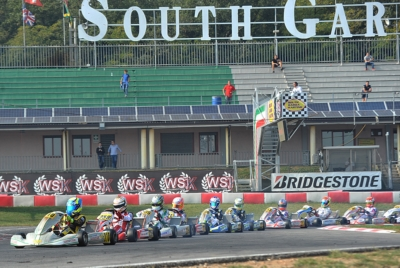 280 DRIVERS TO DESCEND ON SOUTH GARDA KARTING FOR THE FIRST OF TWO ROUNDS OF THE WSK OPEN CUP. FROM TODAY, FREE PRACTICE FOR THE KZ2, OK, OKJ AND 60 MINI CATEGORIES.