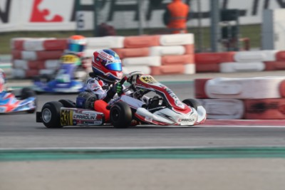 THE WSK CHAMPIONS CUP KICKS OFF 2020 FROM THE ADRIA KARTING RACEWAY Gallery