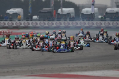 CLASSIFICATIONS AFTER THE WSK SUPER MASTER SERIES OPENER IN ADRIA