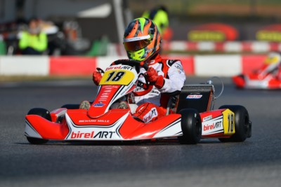 THE INTENSE WEEKEND OF WSK SUPER MASTER SERIES KICKED OFF IN LONATO Gallery