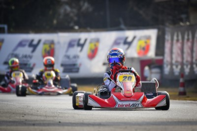 GREAT SPECTACLE AND NEW PROTAGONISTS AT THE WSK SUPER MASTER SERIES IN LONATO Gallery
