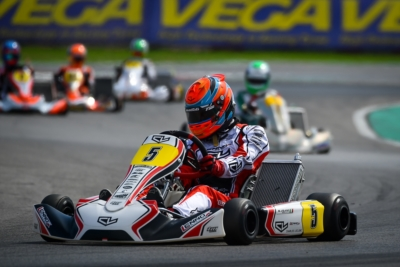 THE PROTAGONISTS OF THE THIRD ROUND OF WSK SUPER MASTER SERIES IN ADRIA