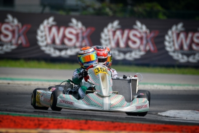 THE SPECTACLE CONTINUES IN ADRIA AS THE FOURTH ROUND OF WSK SUPER MASTER SERIES GETS UNDERWAY