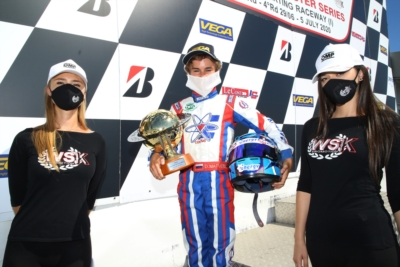 THE WSK SUPER MASTER SERIES 2020 ENDS  AND WSK EURO SERIES  STARTS