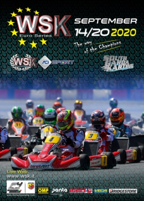 MORE THAN 240 DRIVERS HEADING TO LONATO FOR THE WSK EURO SERIES 2020