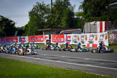 The protagonists of qualifying for Round 2 of WSK Euro Series came to the fore in Lonato. Heats for Round 3 to start on Friday. Gallery