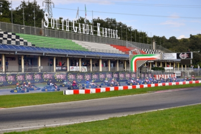 THE WSK EURO SERIES LIVE STREAMING FROM LONATO STARTS FROM PREFINALS ON SATURDAY. THE STREAMING OF FINALS WILL FOLLOW ON SUNDAY, SEPTEMBER 20TH.