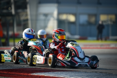 THE FIRST PROTAGONISTS TO THE FORE IN ADRIA AT THE WSK OPEN CUP