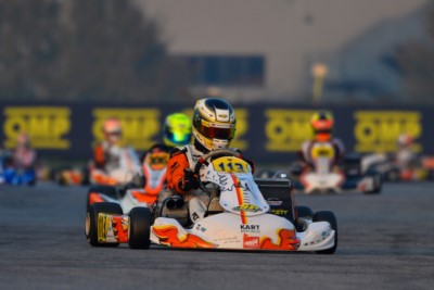 All drivers back on track in Adria for Round 2 of WSK Open Cup Gallery