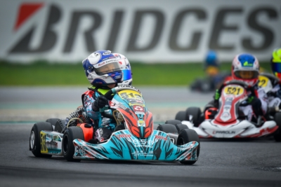 FINAL SPRINT IN ADRIA FOR THE WSK OPEN CUP