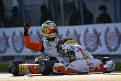 The WSK 2020 season reached its conclusion in Adria awarding the Open Cup titles Gallery