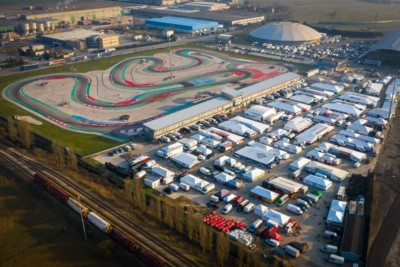 WSK, the International karting season to kick off from Adria Gallery