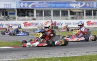 HANLEY (GB ART GP-TM KZ1) AND NEGRO (I – DR-TM KZ2) WIN FINAL 1 OF THE WSK EURO SERIES IN SARNO (ITALY). THE FINAL PHASE TOMORROW WITH VIDEO COVERAGE AVAILABLE ON THE INTERNET ON THE WSK OFFICIAL WEBSITE WWW.WSK.IT. Gallery