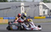 FINAL ROUND OF 2013 WSK MASTER SERIES IN CASTELLETTO DI BRANDUZZO, ITALY: BOCCOLACCI (F – ENERGY-TM KF) AND NORRIS (GB – FA KART-VORTEX KFJ) IN SUPERPOLE. HANLEY (GB – ARTGP-TM) AND GRIGORYEV (RUS – HERO-LKE) ACH
