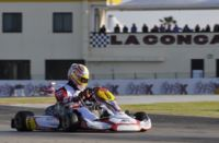 THE WINNERS OF THE WSK CHAMPIONS CUP OF LA CONCA ARE  LORANDI (I – TONY KART-TM) IN KF, HANLEY (GB – ARTGP-TM) IN KZ2, AHMED (GB – FA KART-VORTEX) IN KFJ AND FUSCO (I – LENZO KART-LKE) IN THE 60 MINI.