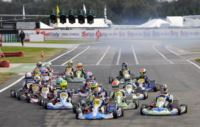 LA WSK CHAMPIONS CUP A MURO LECCESE HA IN POLE POSITION ARDIGÒ (I –TONY-VORTEX) IN KZ2, MAZEPIN (RUS – TONY-VORTEX) E NIELSEN (DK – KOSMIC-VORTEX) IN KF, SERRAVALLE (CDN – TONY-LKE) E DALKIRAN (TR - TOP-PARILLA) IN 60 MINI.