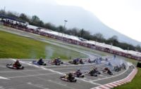 THE INTERNATIONAL CIRCUIT NAPOLI IN SARNO (I) WILL HOST THE FIRST ROUND OF THE WSK SUPER MASTER SERIES, NEXT WEEKEND. OVER 200 ENTRANTS ARE TAKING PART IN THE EVENT